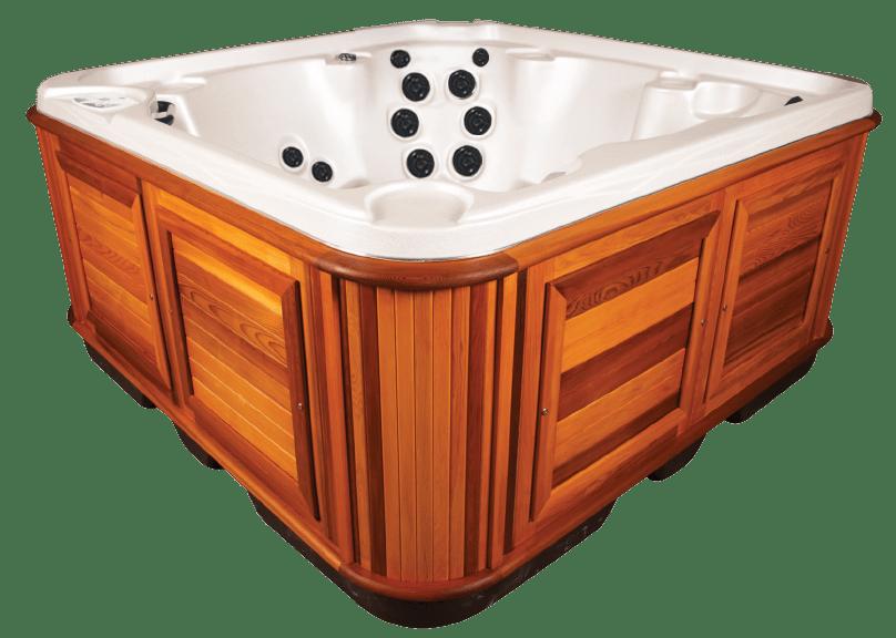 arctic spas timberwolf hot tub 1