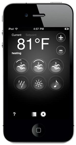 arcticspas iphone app hot tubs 1