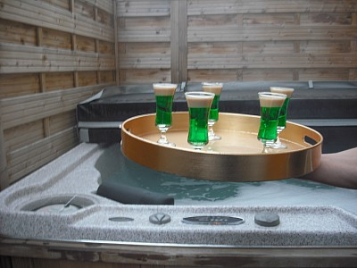 Ultimate Hot Tub Party